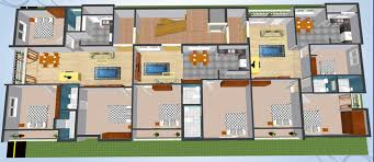 900 sq ft 2 bhk 2t apartment for sale in durai foundation rohan