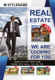 free real estate flyer templates the best free real estate flyer templates for photoshop