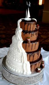 simple wedding cake simple chocolate wedding cake decorating of