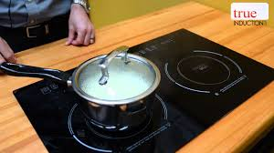 how to cooking grits with true induction youtube