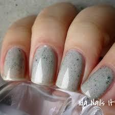 holographic nail polish baroness x
