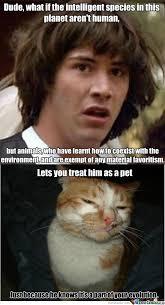 Conspiracy Keanu Meme - conspiracy keanu and good guy cat by nicom meme center
