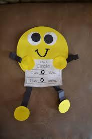 Halloween Crafts For Pre K by Best 20 Preschool Shape Crafts Ideas On Pinterest Learning