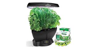 Aerogarden by Green Deals Miracle Gro Aerogarden Classic 6 W Herb Seed Pod Kit