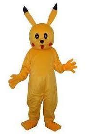 pikachu costume pikachu costume ebay