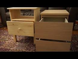 Malm Side Table Ikea Tarva Nightstand Vs Malm 2 Drawer Chest