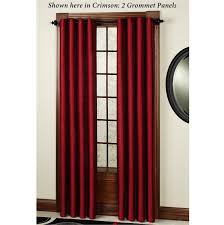 orange curtain panels 3 blackout curtains this completes my