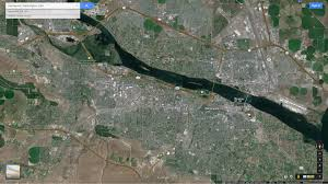 Washington Google Maps by Kennewick Washington Map