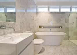 Best Bathroom Homesthetics Images On Pinterest Bathroom - Carrara marble bathroom designs