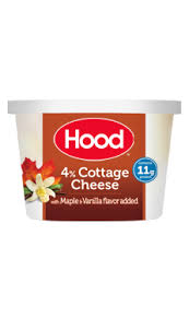What Do You Eat Cottage Cheese With by Hood Single Serve Low Fat Cottage Cheese