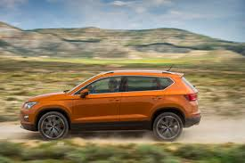 seat ateca vs tiguan new 2016 seat ateca suv review promises a lot on and off road