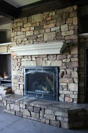 inspiring ideas photo best stone veneer fireplace wonderful over