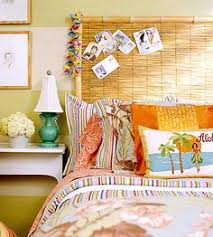 Beachy Headboard Ideas This Is A Great Inexpensive Headboard And Canopy Combo It Works