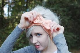 headband with bow webs bow headband tutorial
