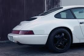 porsche 964 white carby tuckwell u0027s 1990 porsche 964 carrera airows