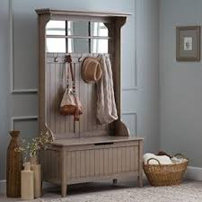 entryway storage bench with coat rack visualizeus