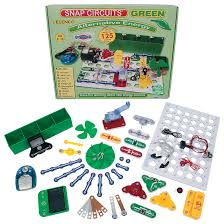 snap circuits green alternative energy kit w36214