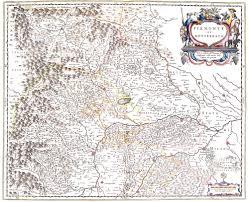 Piedmont Italy Map by Atlas Maior Vol 8 Z 1 29 Blaeu 1662 Italy U2013 L Brown Collection