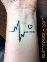 heartbeat stop tattoo tattoosday a tattoo blog may 2015