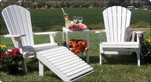 Plastic Wood Chairs Poly Wood Recycled Plastic Patio Furniture The Alternative Consumer