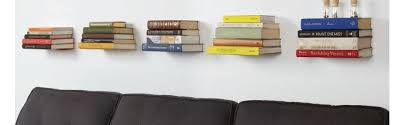 Wall Shelves Amazon by Amazon Com Umbra Conceal Floating Bookshelf Small Silver Home