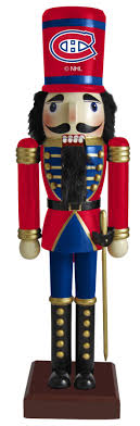 montreal canadiens 2012 nutcracker ornaments sports merchandise