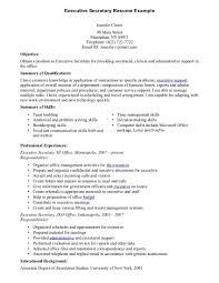 Criminal Justice Resume Objective Examples by Personal Injury Legal Secretary Resume Sample Free Cover Letter