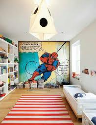 Best  Comic Book Rooms Ideas On Pinterest Comic Room Comic - Cool teenage bedroom ideas for boys