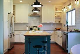Designed Kitchen Blanco Featured On Hgtv U0027s House Hunters In Eclectic Kitchen Design