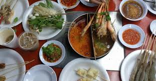 Are You Can Eat Buffet by Lok Lok Malaysia Local Delights Serves An All You Can Eat Buffet