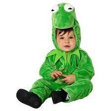 Frog Halloween Costumes Kermit Frog Costume Ebay