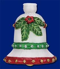 Decorative Christmas Light Covers by Old World Christmas Light Covers