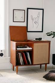 Metal Media Cabinet Draper Media Console Urban Outfitters