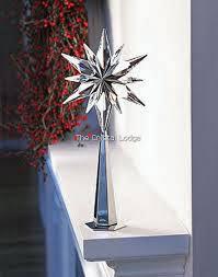 swarovski swarovski tree topper shining rockefeller