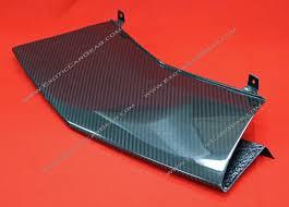 Lamborghini Gallardo Front - lamborghini gallardo superleggera carbon fiber front spoiler lip