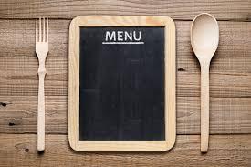 blank menu templates free 38 chalkboard menu template free 7 chalkboard menu template