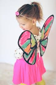 Pink Butterfly Halloween Costume Simple Pretty Diy Butterfly Halloween Costume Lucy Darling