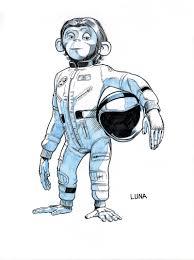 space chimps luna by jerome k moore on deviantart