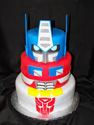 transformers cakes cakes by kristen h optimus prime cake
