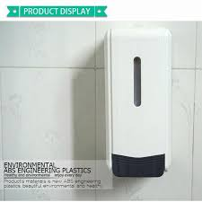 commercial soap dispenser wall mounted abs 1000ml hand liquid soap dispenser wall hanging sanitizer gel
