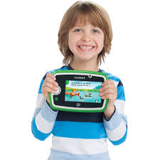 leapfrog leappad3 kids u0027 learning tablet with wi fi green or pink