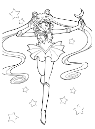 coloring page sailormoon coloring pages 28 sailor moon