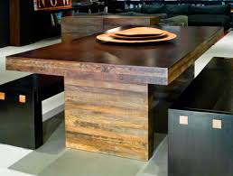 Modern Wood Furniture Design Ideas Furniture Modern Wood Furniture Table With Black Bench Fileove