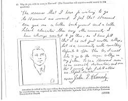 sample of essay about life here s the five sentence personal essay that helped jfk get into john kennedy jfk harvard university application essay