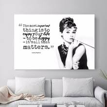 online get cheap hepburn quotes aliexpress com alibaba group
