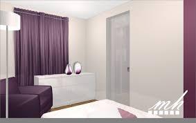 chambre prune et gris chambre prune et blanc avec best chambre beige prune gallery matkin