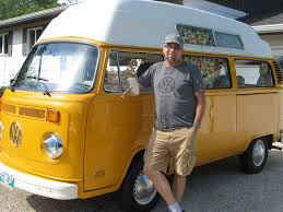 1974 volkswagen bus love for bugs infectious at killarney lake gathering winnipeg