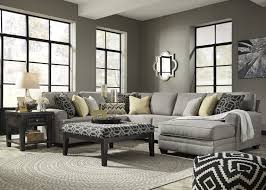 cresson pewter right arm facing sectional