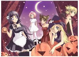 Hinata Halloween Costume Naruto Halloween 2012 Daily Anime Art