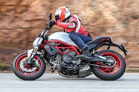 ducati monster 797 2017 on review mcn